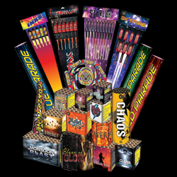 Buy Discounted Firework Packs